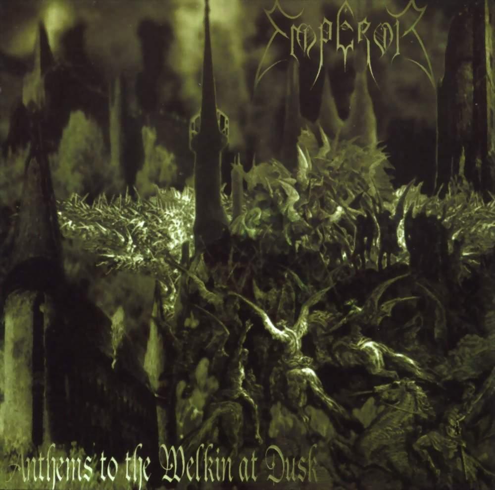 Les plus belles pochettes d'albums. Emperor_-_anthems_to_the_welkin_at_dusk