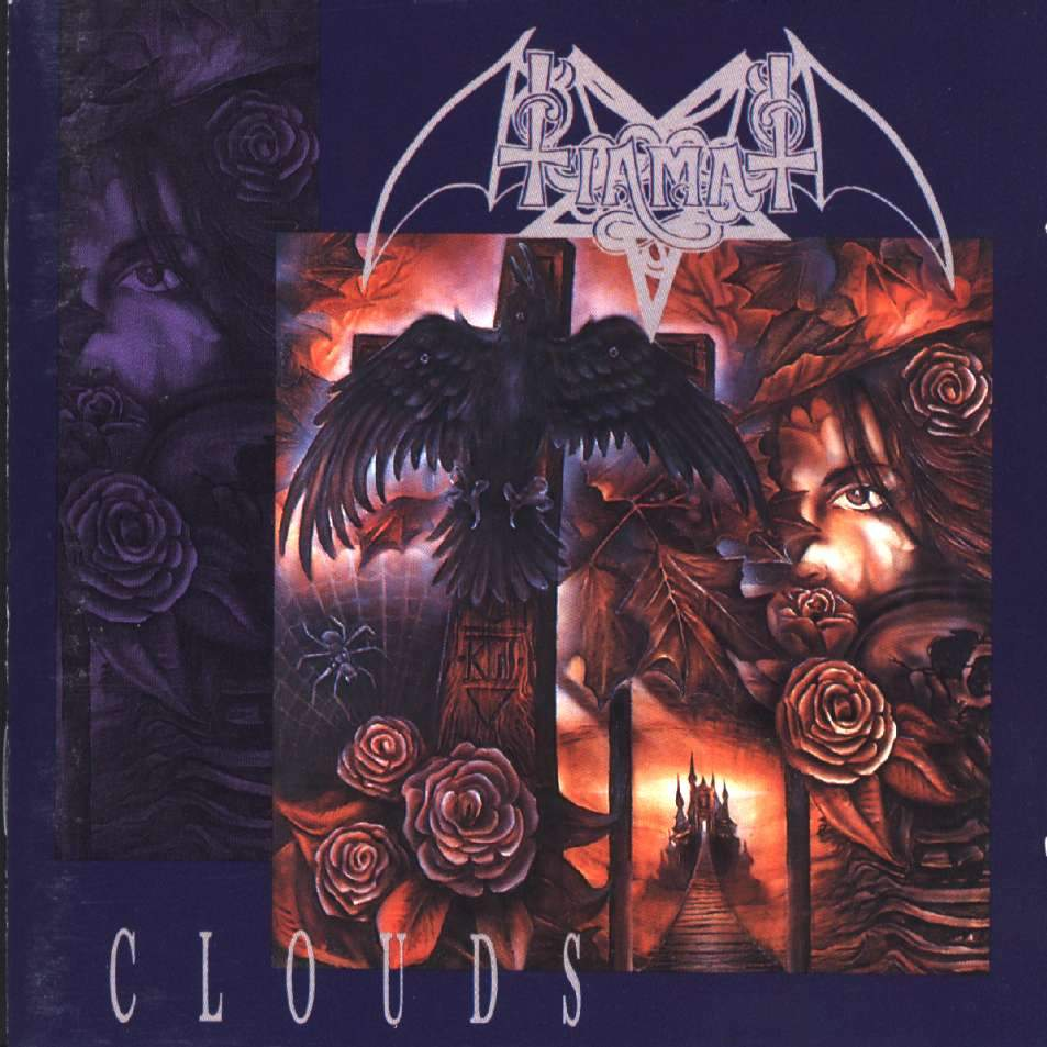 Обложка альбома Tiamat - Clouds - 1992 (переиз.